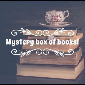 Mystery box of books!